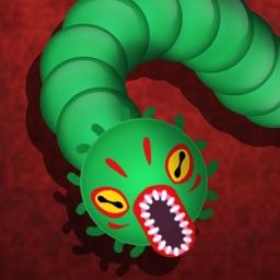 snake worm.io