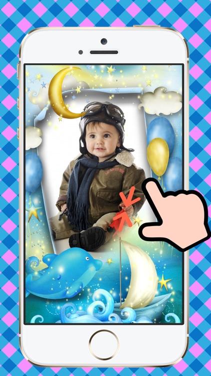 Baby & Kids Photo Frames