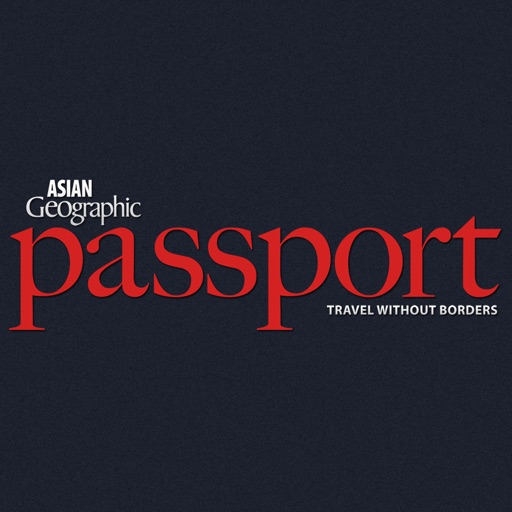 Asian Geographic PASSPORT Magazine