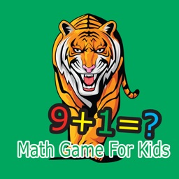 Early Learning - Pink Tiger Math Game For Kids