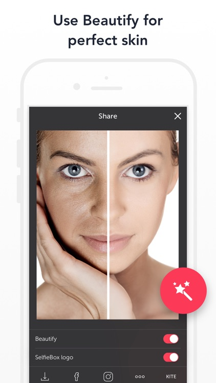 Selfie Box: Photo, Video Maker For Flawless Selfie