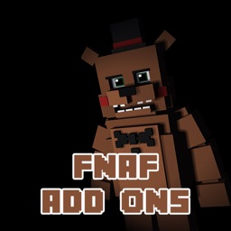 FNAF ADD ONS FOR MINECRAFT PE GAME