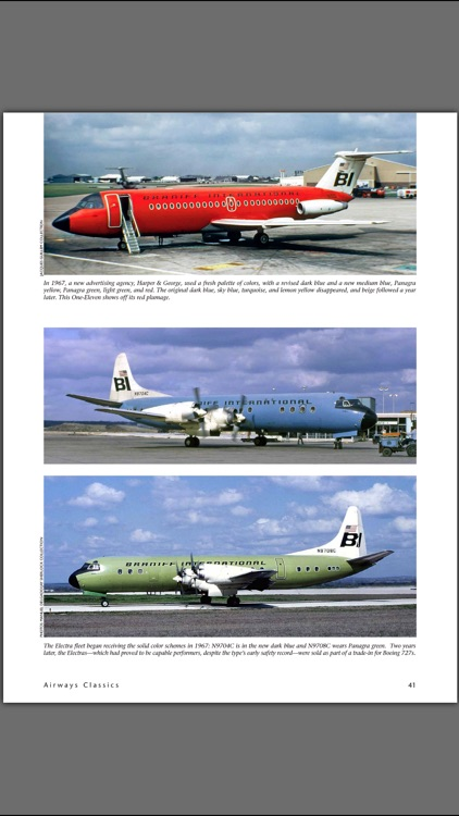 Braniff: Airways Classics No.5 screenshot-2