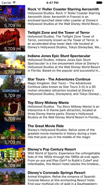 MotorCo Guide for Disney World