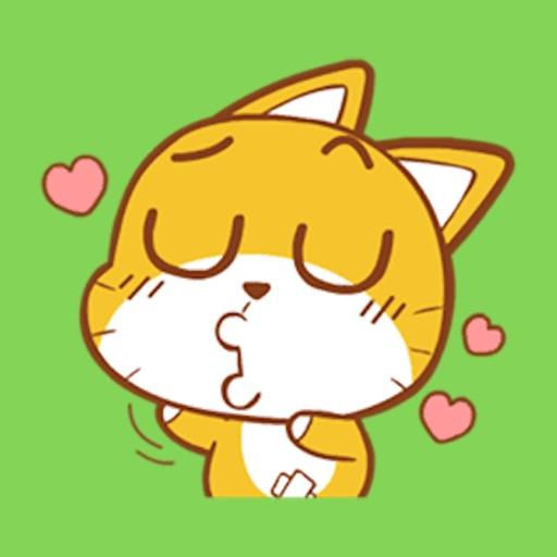 Baby Yellow Meow Emoji