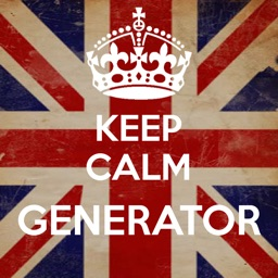 Keep calm and carry on - creator generator