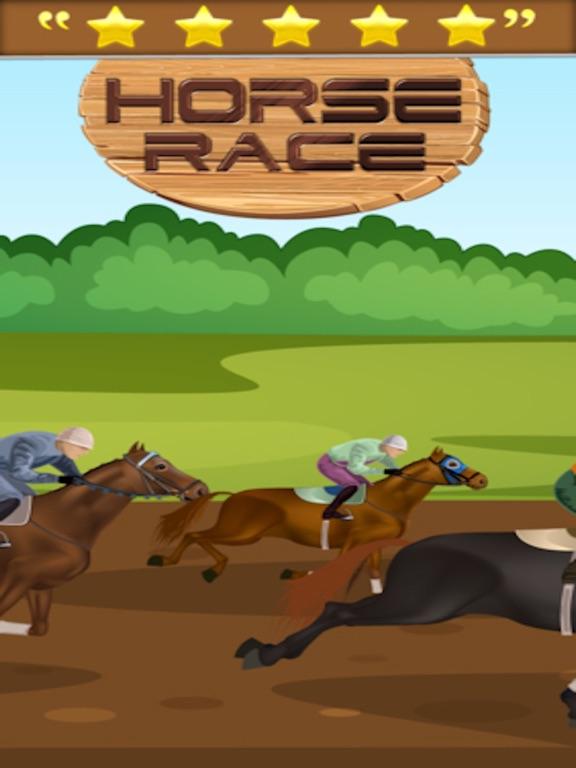 Horse  Race - Tiny Pony Horse Riding screenshot 4