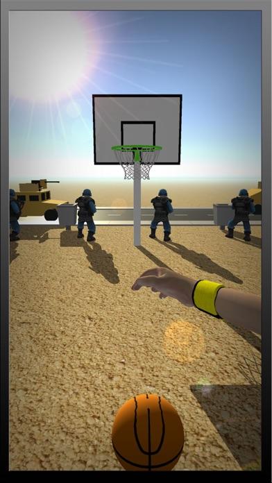 USA Basketball Showdown at Military Base screenshot four