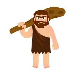 Cavemen Emoji