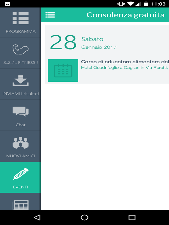 app di incontri gratuito per BlackBerry