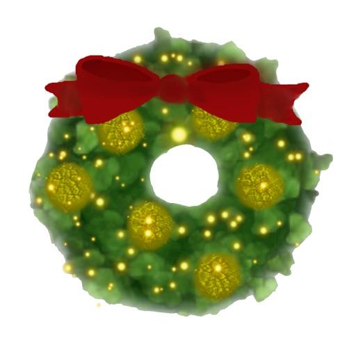 Tis The Season Christmas Stickers