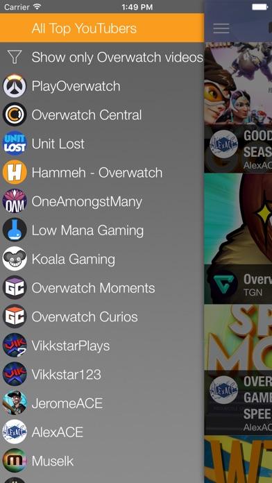 OVERtube - Best Videos for Overwatch-1