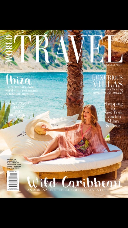 World Travel Magazine