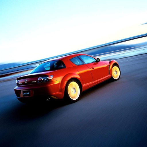 HD Car Wallpapers - Mazda Rx-8 Edition