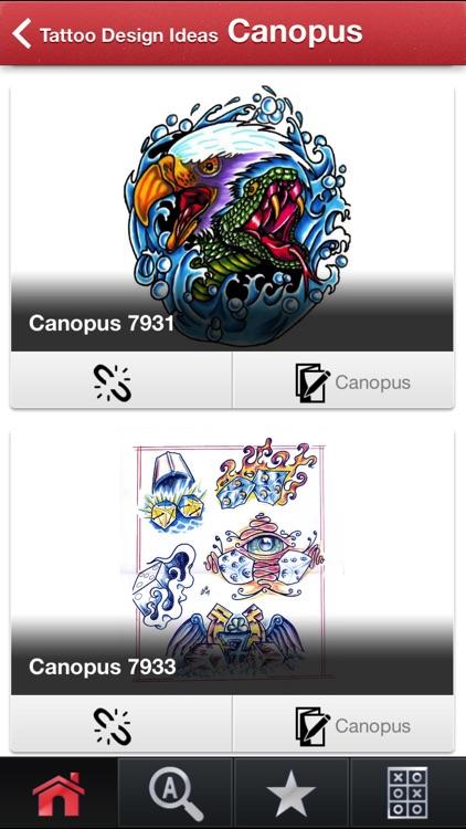 Tattoo Design Ideas screenshot-4
