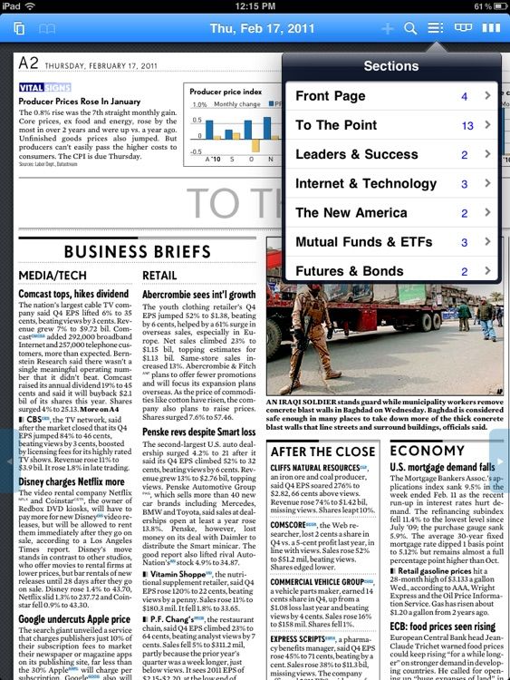 eIBD for iPad screenshot-4