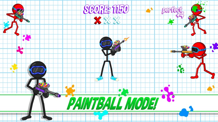 Gun Fu: Stickman 2 screenshot-1