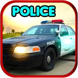 2017 Police Car Driver Simulator Free Driving Game