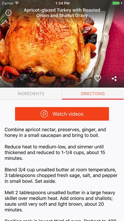 Thanksgiving Recipes: Food recipes & cookbook