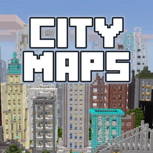 City Maps for Minecraft PE - Best Minecraft Maps