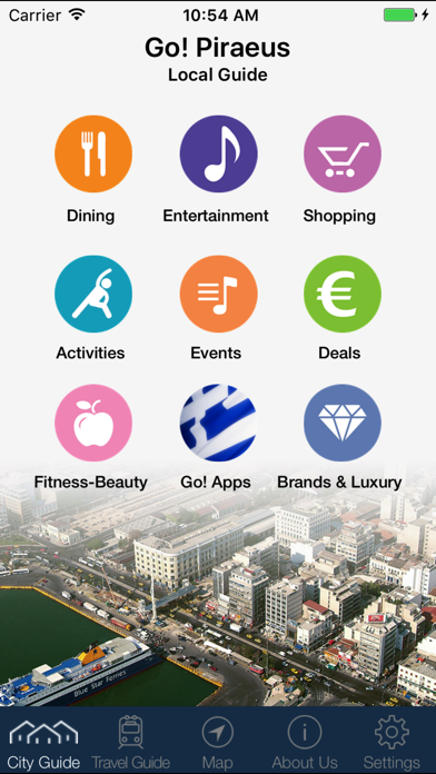 Piraeus Amazing Travel Guide - Go! Piraeus App screenshot three