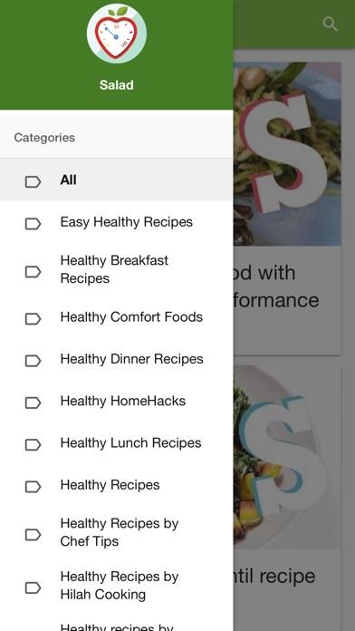 Gesunde rezepte app