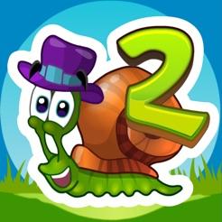 Snail bob 2 bob l 39 escargot 2 dans l app store - Bob l escargot gratuit ...