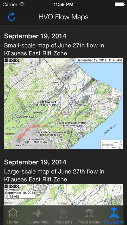 Kīlauea Update screenshot-4