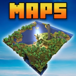 Maps for Minecraft Pocket Edition (PE)