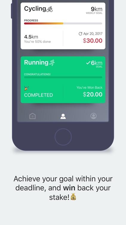 Boost — Follow Through & Accomplish Your Goals screenshot-3