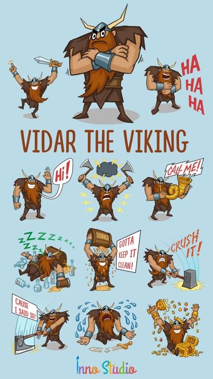 Vidar the Viking