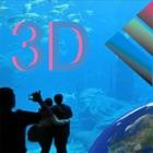 Aquarium Videos 3D icon