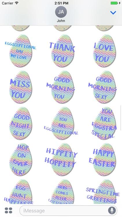 Easter Egg Stickers! screenshot-3