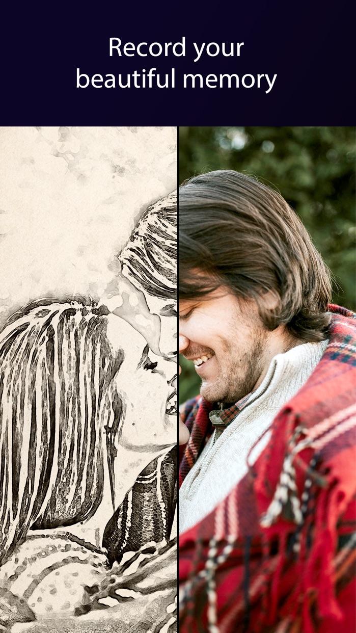 Pic Sketch – Pencil Draw Effects Maker Screenshot