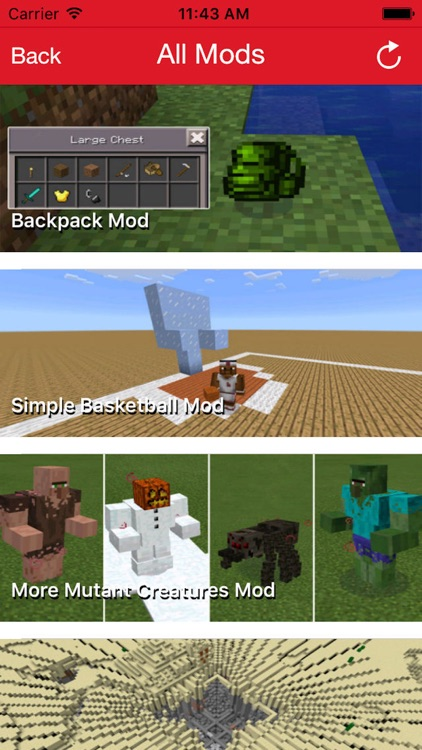 Multiplayer Servers for Minecraft PE + Mods, Seeds