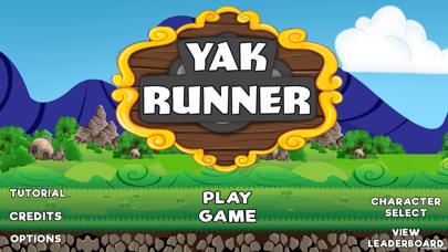 Yak Runner screenshot two