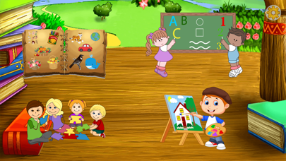 Preschool Kids Learning and Educational Games