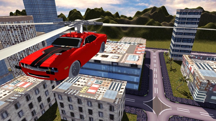 Flying Car Simulator 2017 Real Driving Air Show By Evolution Game