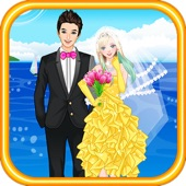 beautiful princess wedding - games for girls