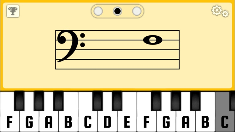 Notes! - Learn To Read Music screenshot-3