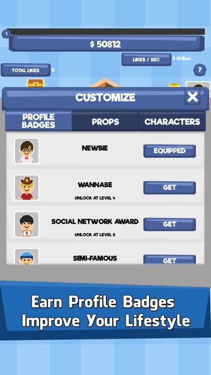 Social Tycoon - Idle Clicker screenshot-4