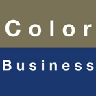 Color Business idioms in English icon