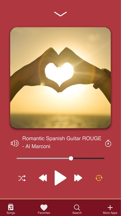 Romantic Music and Love Songs screenshot two