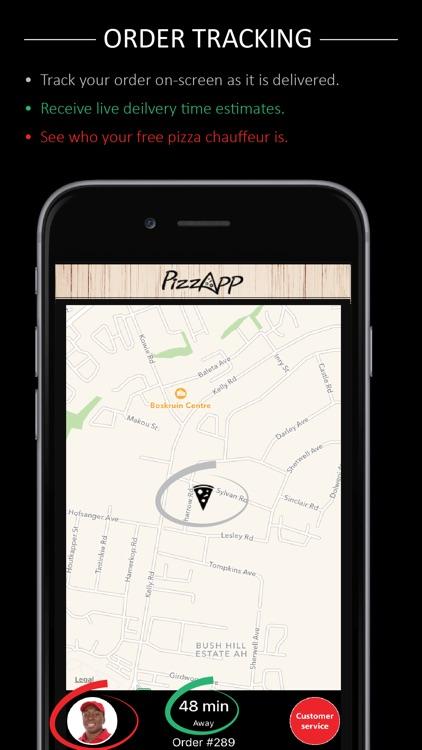 PizzApp SA screenshot-3