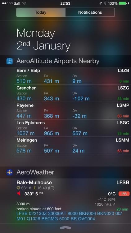 AeroAltitude screenshot-3