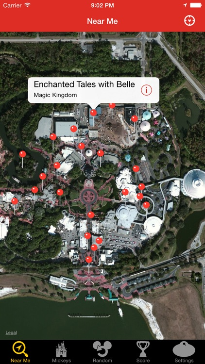 Hidden Mickeys: Walt Disney World Edition