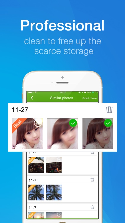 Mobile Security-Delete Duplicate Photo