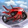 ホバー バイク 運転 ロボット : フライング シミュレータ