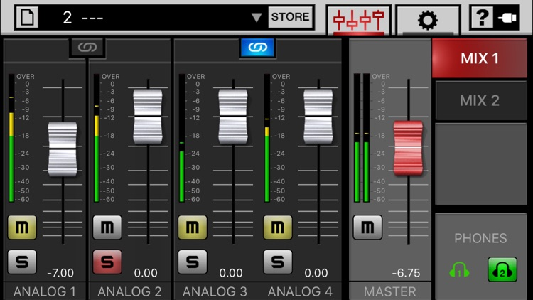 dspMixFx screenshot-0