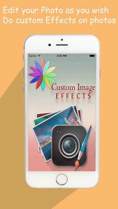 InstaPhoto Editor - Blurry Photo Effect
